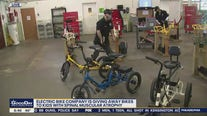 Electric Bike Company gives away bikes to kids with spinal muscular atrophy