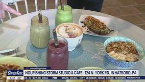 Breakfast with Bob: Nourishing Storm Studio and Cafe