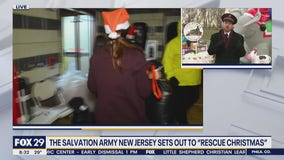 "The Salvation Army New Jersey sets out to ""Rescue Christmas"""