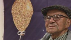West Philadelphia man celebrates 104th birthday on New Year's Eve