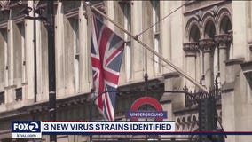 US requires UK passengers to get negative test