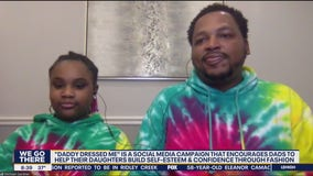 Philadelphia father builds bond with daughter through sewing and fashion