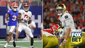 Notre Dame tries to stay with Alabama in College Football Playoff semifinal