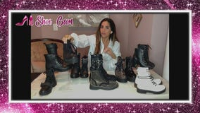 Alisa Frederico shares some combat boot buying options