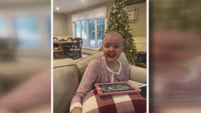 16-year-old Moorestown girl battling cancer treated to lawn performances