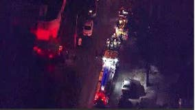 2 officers rescued victims from house fire in Southwest Philadelphia