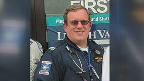 Lehigh Valley EMS community honors one of its own
