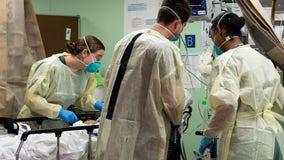 Montgomery County hospitals near capacity as coronavirus hospitalizations rise