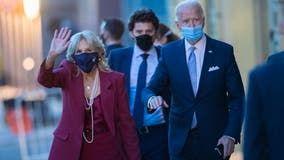 Joe, Jill Biden to get first COVID-19 vaccine dose publicly on Monday