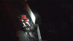 I-78 westbound reopens in Lehigh County following tractor trailer crash