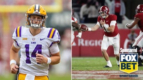 Alabama tries to stay perfect against LSU