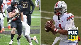 Ohio State looks to secure College Football Playoff berth in Big Ten championship game