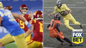 USC looks to cap off perfect PAC-12 season against Oregon