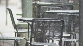 Snow doesn't deter everyone from dining out in Montgomery County
