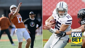 Texas tries to bounce back against Kansas State