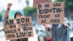 California subpoenas Amazon over worker safety during coronavirus pandemic