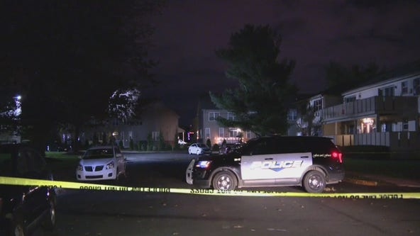 Police investigating shooting at apartment complex in Falls Twp.