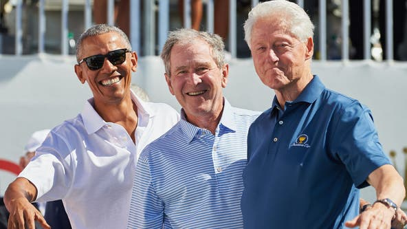 Bush, Obama, Clinton say they'd get COVID-19 vaccine publicly to boost confidence