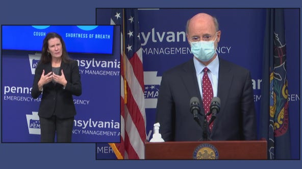 Gov. Tom Wolf pins vaccine difficulties on supply overpromises