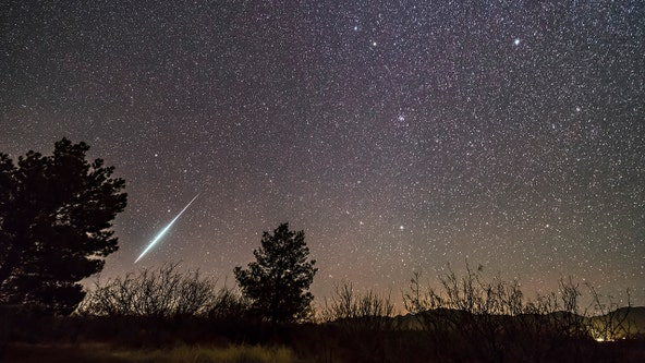 Dazzling Geminid meteor shower will peak Dec. 13 — here's how to watch