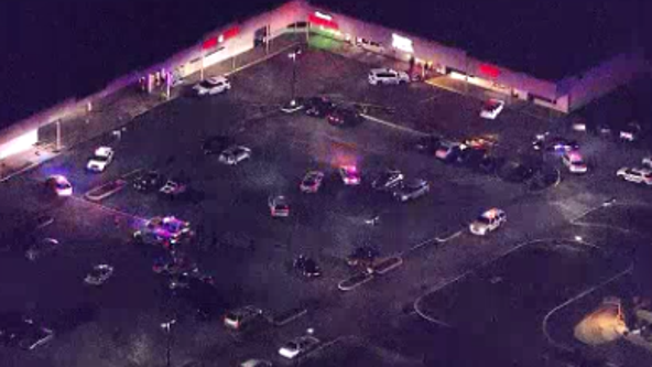 Police investigating shooting at shopping center in Gloucester Township