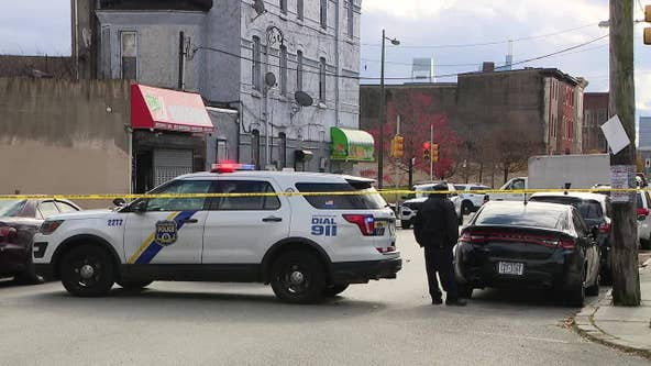 Police: 19-year-old shot and killed, 2 other men injured in North Philadelphia shooting