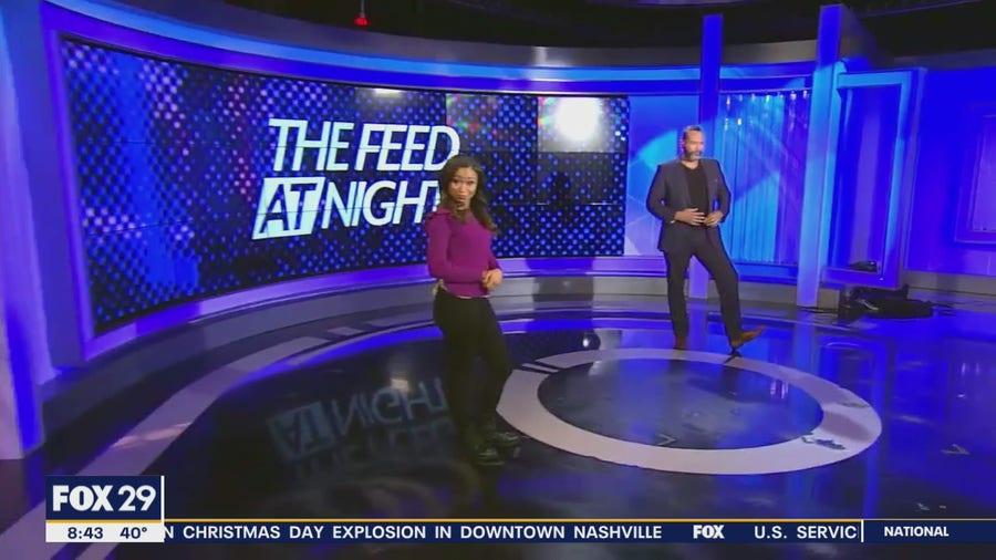 The Feed AT Night