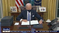 President Biden signs series of executive orders on COVID-19, Paris Agreement, WHO