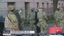 Gov. Tom Wolf visits Pa. National Guard members in Washington D.C.