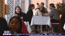 Philadelphia restaurants battered by pandemic gleefully welcome diners back inside