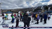 Pandemic fatigued locals hit slopes on MLK weekend