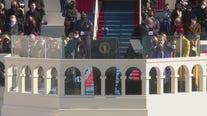 Amanda Gorman recites powerful poem at inauguration of Joe Biden