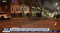 Police: Woman, 32, dies after being found with gunshot wound to stomach in Frankford