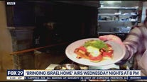 "Local chef creates digital series ""Bringing Israel Home"""