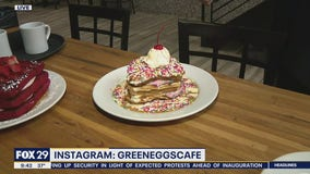 Breakfast with Bob: Green Eggs Cafe