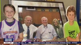 Joe and Jill Biden fixtures in Greenville community
