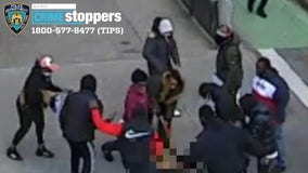 Large group beats, strips man in Chinatown