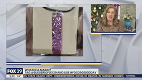 Whatcha Makin: Homemade sweaters and jewelry
