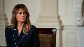 Melania Trump breaks silence on deadly Capitol siege, 'disappointed' by Trump supporters' riot