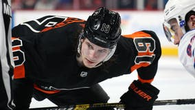 Flyers' Patrick ready to return from debilitating migraines