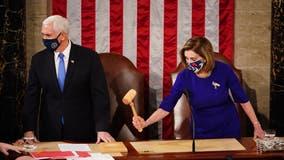 Congress certifies Biden's 2020 election win after violent pro-Trump riot in Capitol