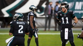 AP Source: Wentz needs time to think about future in Philly