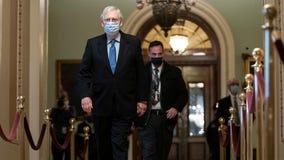 Senate overrides Trump's veto of annual defense policy bill