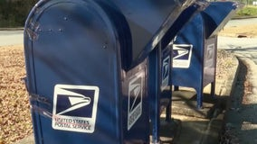 Thieves breaking into USPS Collection boxes across Philadelphia