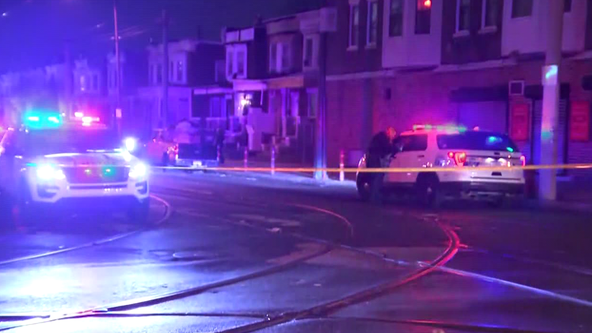 Police investigate triple shooting in Southwest Philadelphia