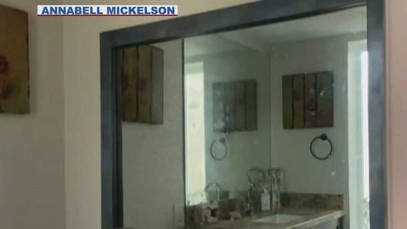 Phoenix couple finds two-way mirror in their home in viral TikTok