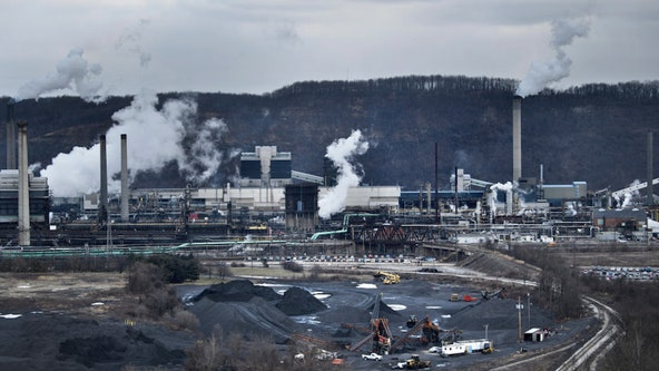 Federal court strikes down Trump rule easing power plant pollution regulations