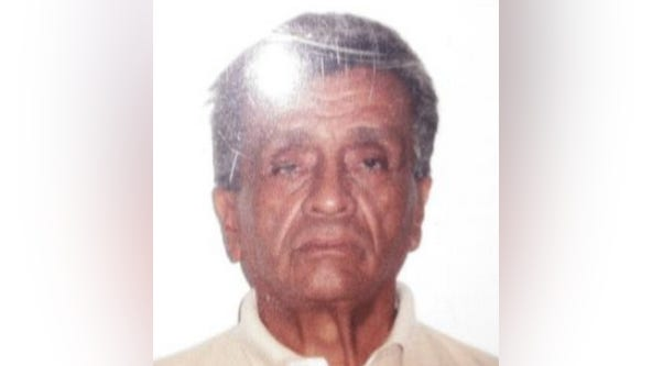 76-year-old man reported missing from Kensington