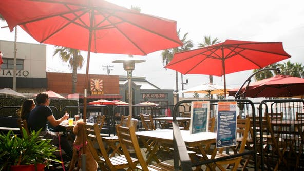 Outdoor dining to resume after California lifts regional stay-at-home order