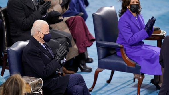 Inauguration Day 2021: Biden, Harris on stage as historic ceremonies begin
